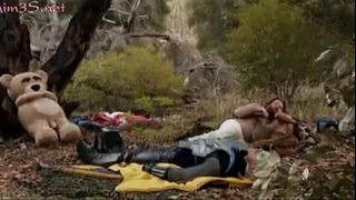Comedy movie scenes 2015 - the hungover games - american hollywood, act video english, romance flims