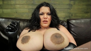Big titted angelina castro jocks domination!