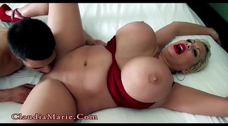 Young latino bonks giant tit claudia marie