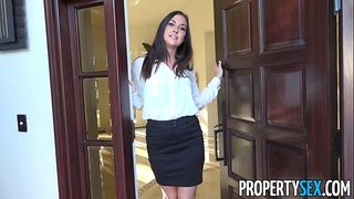 Propertysex - lewd real estate agent busted watching porn